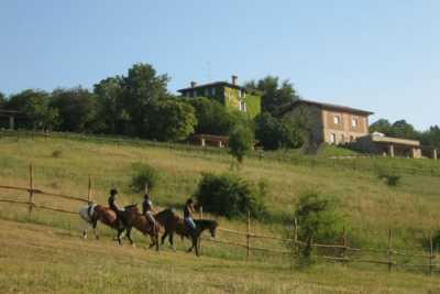 farmhouse with pool for rent in Velleia Romana in Emilia Romagna