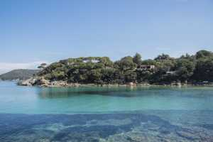 Amazing villa with a beautiful terrace overlooking the Elba Island sea with private access to the beach, villa on the sea for rent in Marciana Elba Is