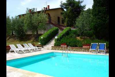 book now this hillside villa in Tuscany, Monte San Savino with pool near Arezzo and Cortona with stunning views of the Valdichiana up to 8 seats, arez