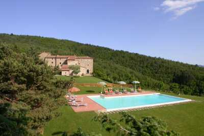 Arezzo farmhouse vacation rentals: holiday farmhouse with pool for rent in Arezzo Tuscany, stones farmhouse accomodations: 10 apartments